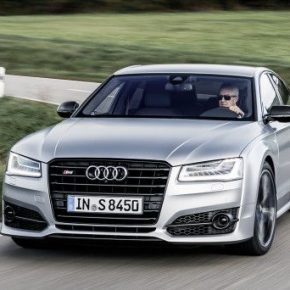 Audi s8 plus цена в России