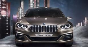 BMW Compact Sedan 2017