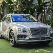 Bentley Bentayga: обзор