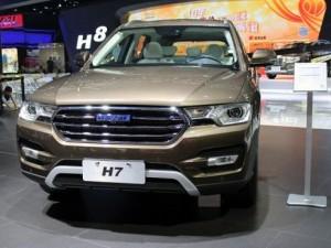 Haval H7 цена и комплектация фото