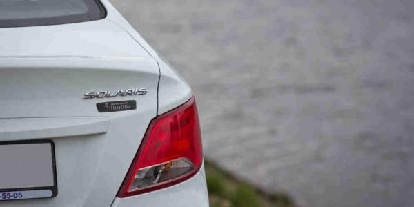 Hyundai Solaris Special Edition (1)