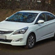 Hyundai Solaris Special Edition 500 000 th