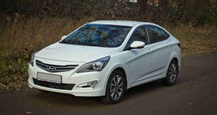 Hyundai Solaris Special Edition 500 000 th комплектация