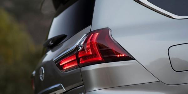 Lexus LX 4