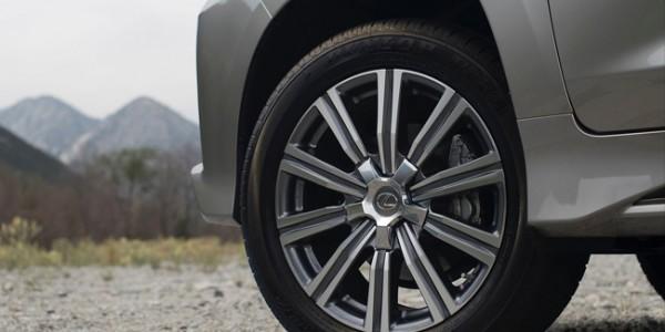 Lexus LX 5