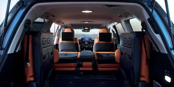 Lexus LX 7