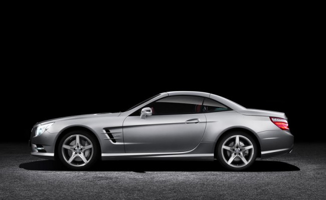 Mercedes-Benz SL12