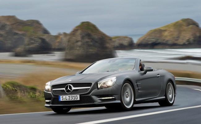 Mercedes-Benz SL27