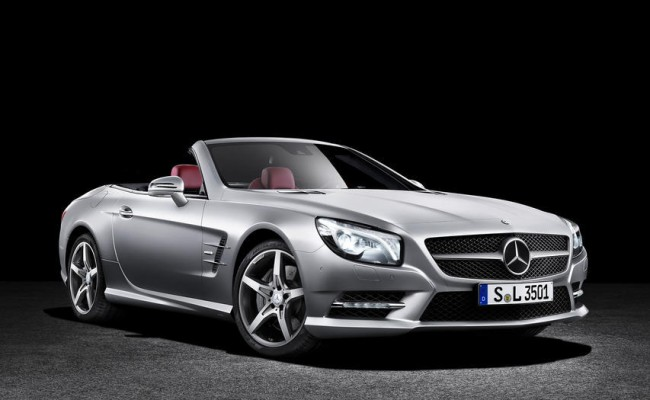 Mercedes-Benz SL3