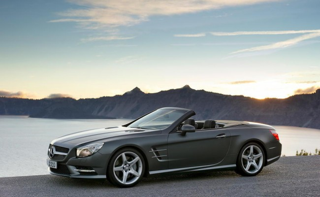 Mercedes-Benz SL30