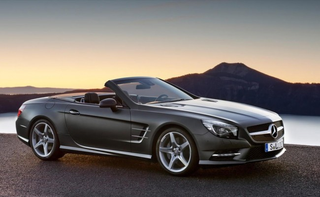 Mercedes-Benz SL32
