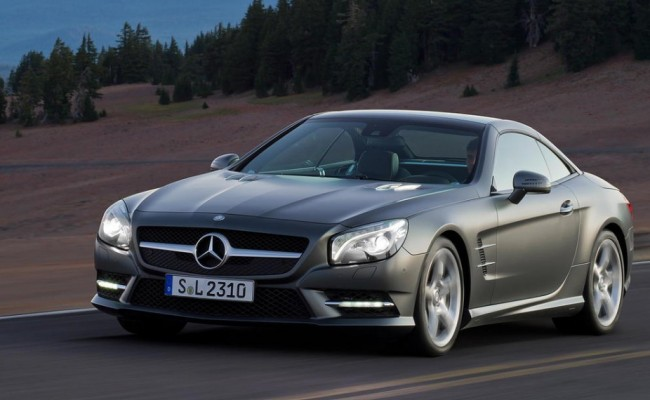 Mercedes-Benz SL33