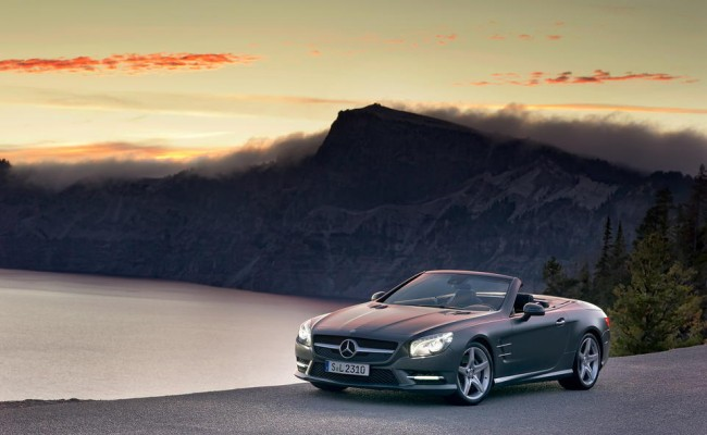 Mercedes-Benz SL35