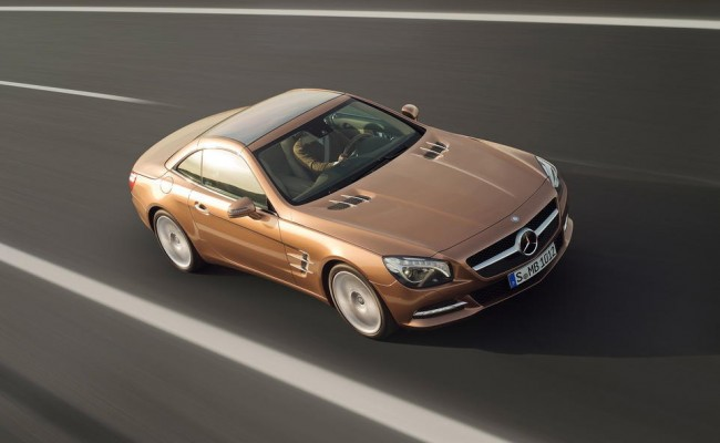 Mercedes-Benz SL38