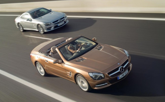 Mercedes-Benz SL39