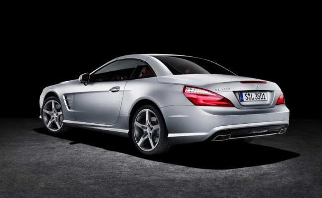 Mercedes-Benz SL4