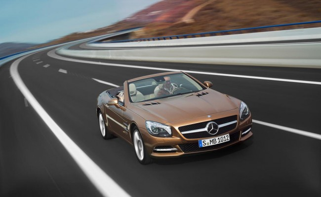 Mercedes-Benz SL40