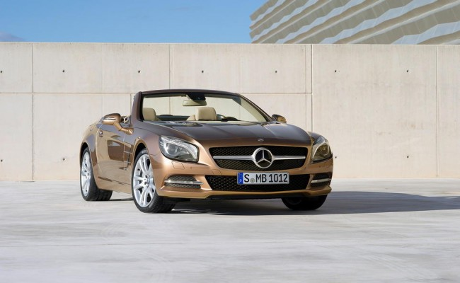 Mercedes-Benz SL43