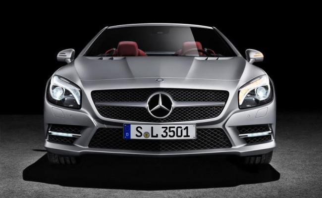 Mercedes-Benz SL5