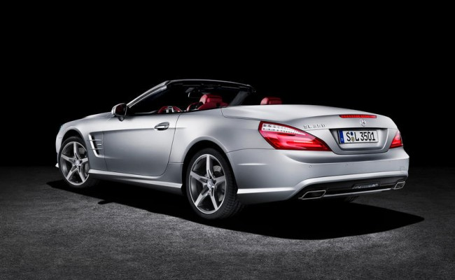Mercedes-Benz SL7