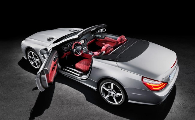 Mercedes-Benz SL9