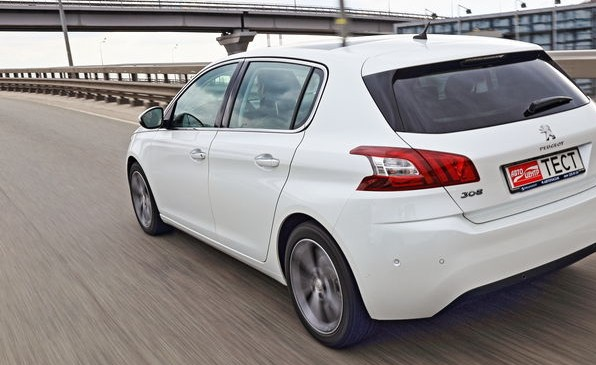 Peugeot 308 Allure (6)