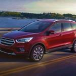 Ford Escape 2015: технические характеристики