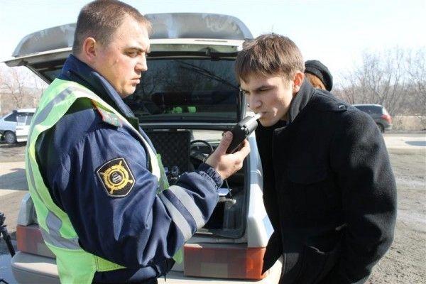 Признаки алкогольного или наркотического опьянения у водителей