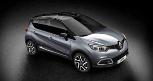 Renault Capture 2015 цена в России