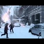 Nissan Rogue 2014 видео