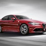 Alfa Romeo Giulia Quadrifoglio выйдет только в 2020 году