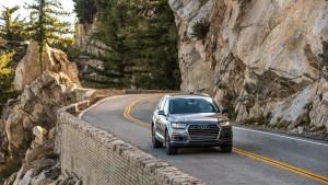 Audi Q7 2017 фото, цена и комплектация