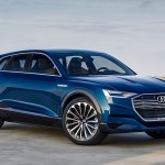Водородный Audi e Tron Quattro