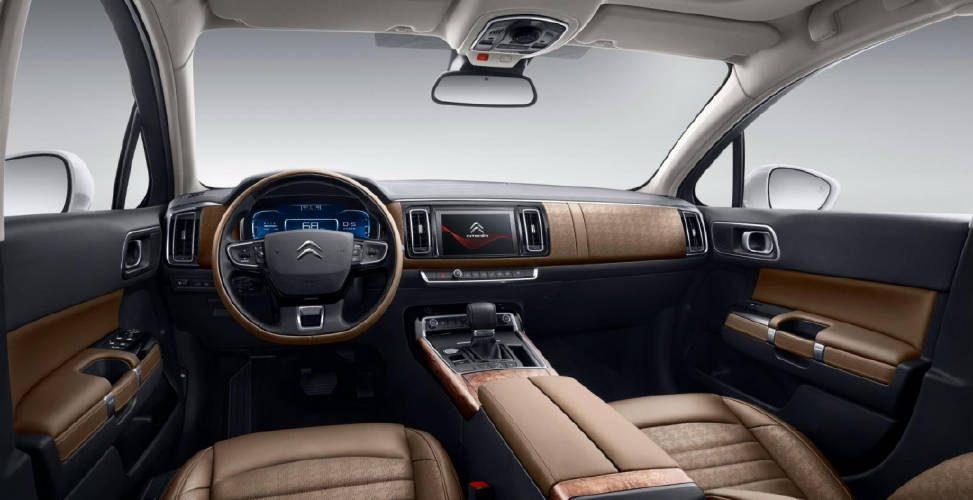 Citroen C6 2016: фото, характеристики, цена