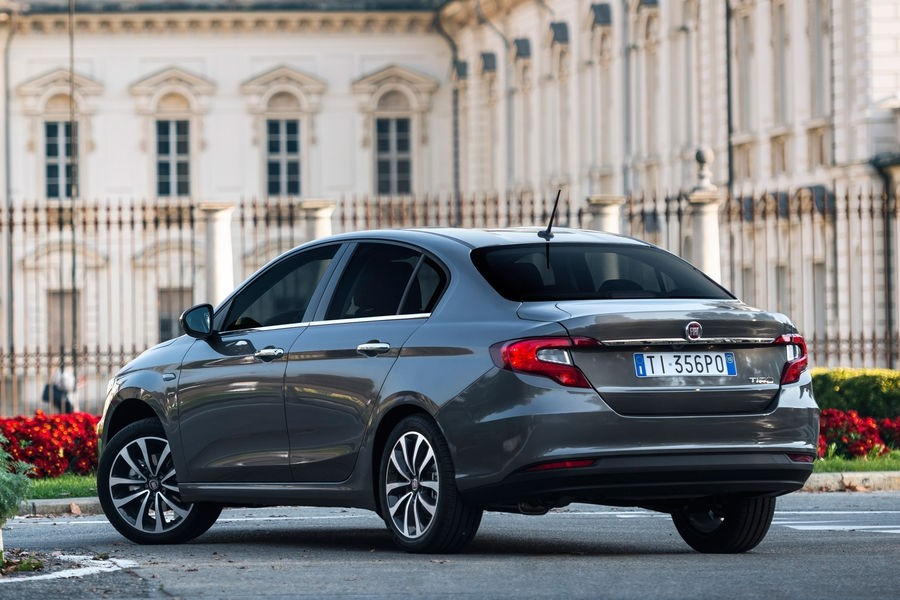 Fiat Tipo 2015 цена
