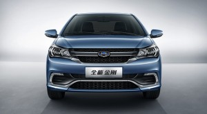 Geely GC6 фото салона