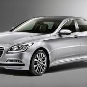 Hyundai Genesis G90 видео
