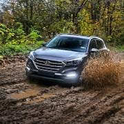 Новый Hyundai Tucson 2016 тест драйв видео