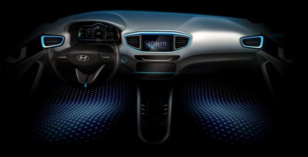 Hyundai Ioniq фото