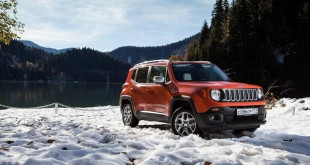 Jeep Renegade 2015 цена в России