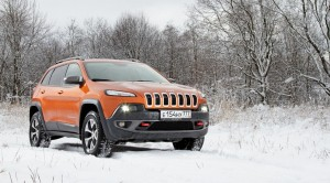 Jeep Cherokee Trailhawk цена и характеристики