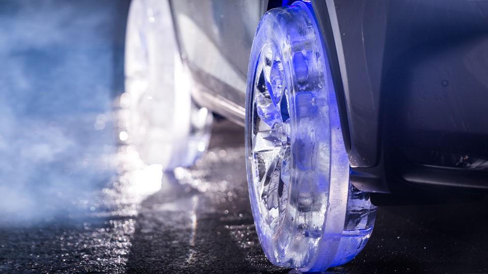 Lexus NX ice