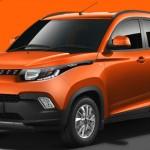 Mahindra KUV100 фото технические характеристики