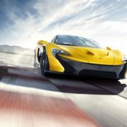 McLaren P1: фото нового гибрида