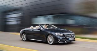 Mercedes-AMG S 65 комплектация и цена