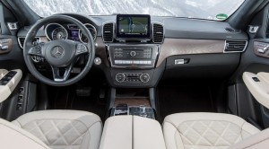 Mercedes GLS-Class комплектация и цена в России