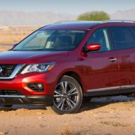 Nissan Pathfinder 2017: фото, цена и комплектация