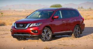 Nissan Pathfinder 2017 фото, цена и комплектация