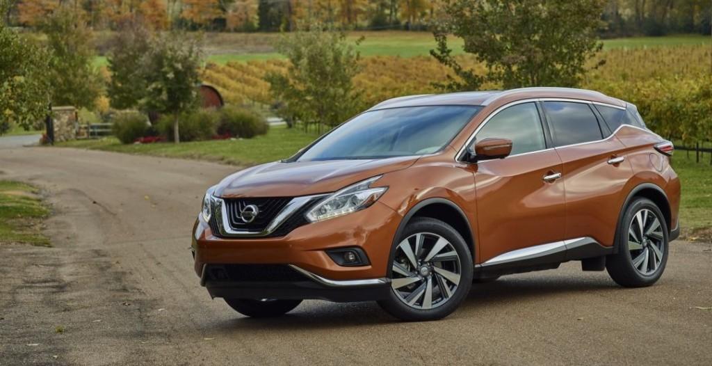 Nissan Murano 2016: цены, характеристики и комплектации