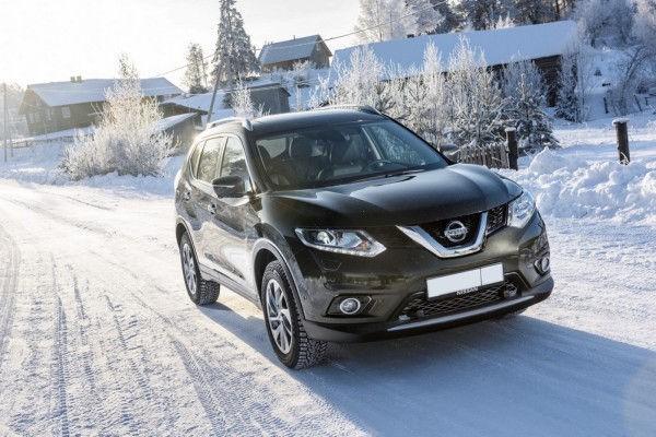 Nissan X Trail 2015 обзор и видео тест драйв